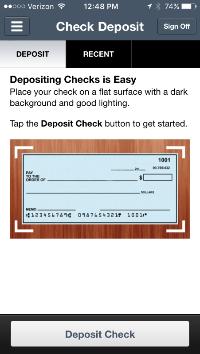 Mobile Deposit › Cross Keys Bank